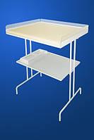 Столик пеленальный ССп-1,ССп-2, Стол пеленальный