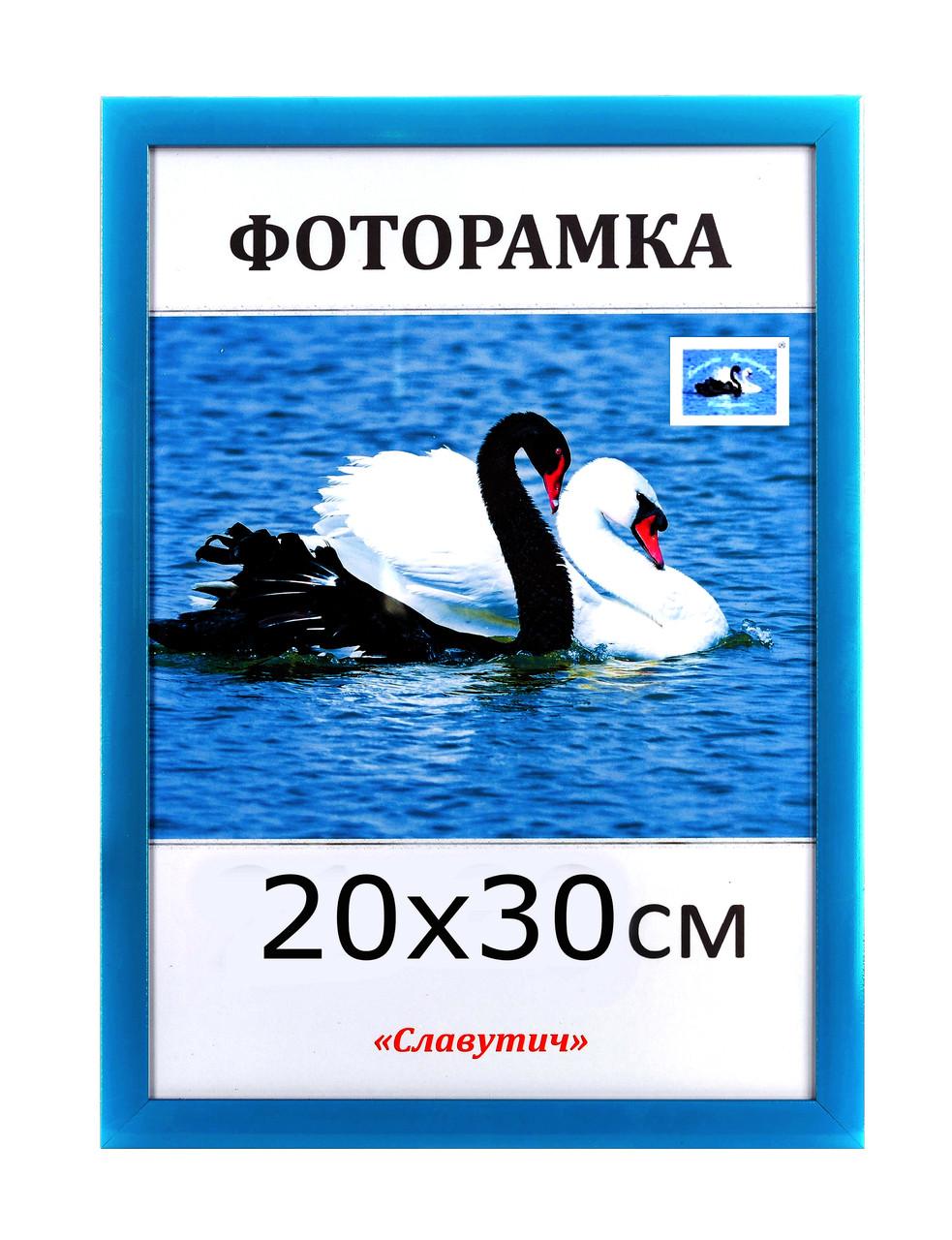 Фоторамка пластиковая 20х30, рамка для фото 1611-66