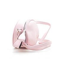 Клатч LoveDream F-116 розовый, фото 2