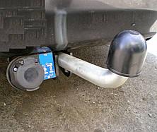 Фаркоп на Nissan Tiida (2004-2015) Оцинкованный крюк