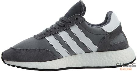 Мужские кроссовки Adidas Iniki I-5923 Runner Boost Grey BB2089, Адидас Иники Ранер I-5923, фото 2
