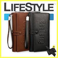 Портмоне клатч кошелёк Бизнес класса Baellerry Guero
