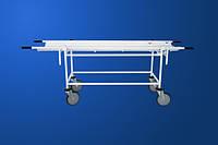 Тележки для транспортировки пациентов ВМн-1,ВМп-2,ВМп-3,ВМп-4,ВМп-5,ВМФп-6, носилки медицинские