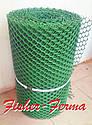 20х20х2мм - пластиковая сетка  (1х25 метров) - для ограждений, фото 3