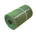 20х20х2мм - пластиковая сетка  (1х25 метров) - для ограждений, фото 4