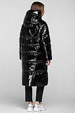 Зимняя теплая куртка KTL-323 из новой коллекции KATTALEYA черного цвета, фото 3