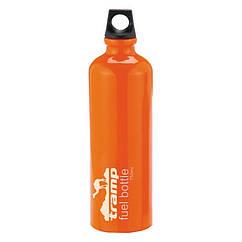Запасная бутылочка для топлива с резьбой для помпы от горелки Tramp Botle. Фляга для полного