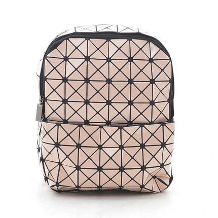 Рюкзак 1306-1 розовый(лак), фото 2