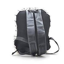 Рюкзак 1306-1 бежевый(лак), фото 3