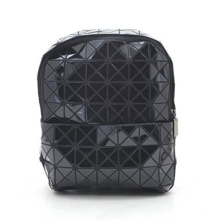Рюкзак 1306-1 черный(лак), фото 2