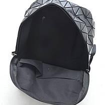Рюкзак 1306-1 черный(лак), фото 3