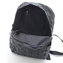 Рюкзак 1306-1 серый(матовый), фото 3