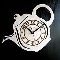 Настенные деревянные часы Shasheltoys Диаметр 35 см (090136)