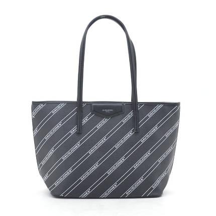 Женская сумка D. Jones CM5157 black, фото 2