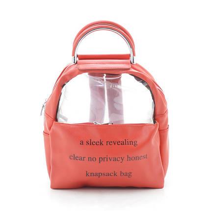Рюкзак W-66092 красный, фото 2