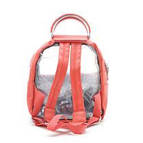 Рюкзак W-66092 красный, фото 3