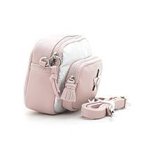 Клатч D. Jones 5955-1 pink, фото 2