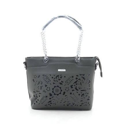 Женская сумка 7559 болотная, фото 2