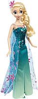 Кукла Эльза обновленная Холодное Сердце 2 ( ледяная лихорадка ) . Disney Frozen Fever Elsa Doll