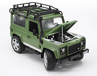 Bruder Джип Land Rover Defender М1:16
