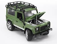 Bruder Джип Land Rover Defender М1:16