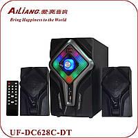Колонки музыкальные AlLiang UF-DC628C-DT/2.1 акустическая система