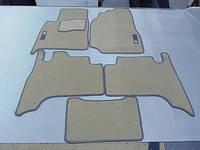Модельные коврики Toyota Land Cruiser 100 98-07 K212 (5шт) з Логотипом Boltex