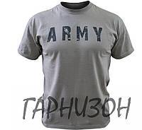 """Футболка """"ARMY"""" Хаки (Армолайн)"""