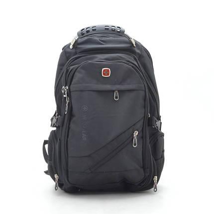 Рюкзак 8810 черный, фото 2
