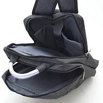 Рюкзак 101-3 коричневый, фото 3