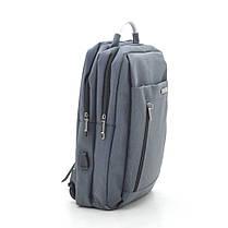 Рюкзак 101-3 серый, фото 2