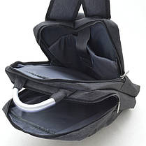 Рюкзак 101-3 серый, фото 3