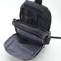 Рюкзак 868 серо-зеленый, фото 2