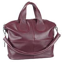 Кожаная сумка модель 22 виноградный флотар, фото 1