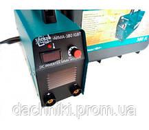Зварювальний інвертор Spektr IWM-380А в Кейсі, фото 2