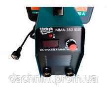 Зварювальний інвертор Spektr IWM-380А в Кейсі, фото 3
