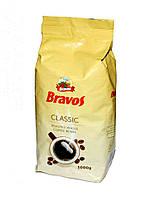 Кофе в зернах Bravos 1кг / Бравос