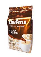 Кофе в зернах Lavazza Crema e Aroma 1 кг /Лавацца