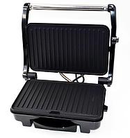 Гриль прижимной домашний Wimpex BBQ WX 1065 | тостер | сэндвичница | электрогриль | бутербродница , фото 1
