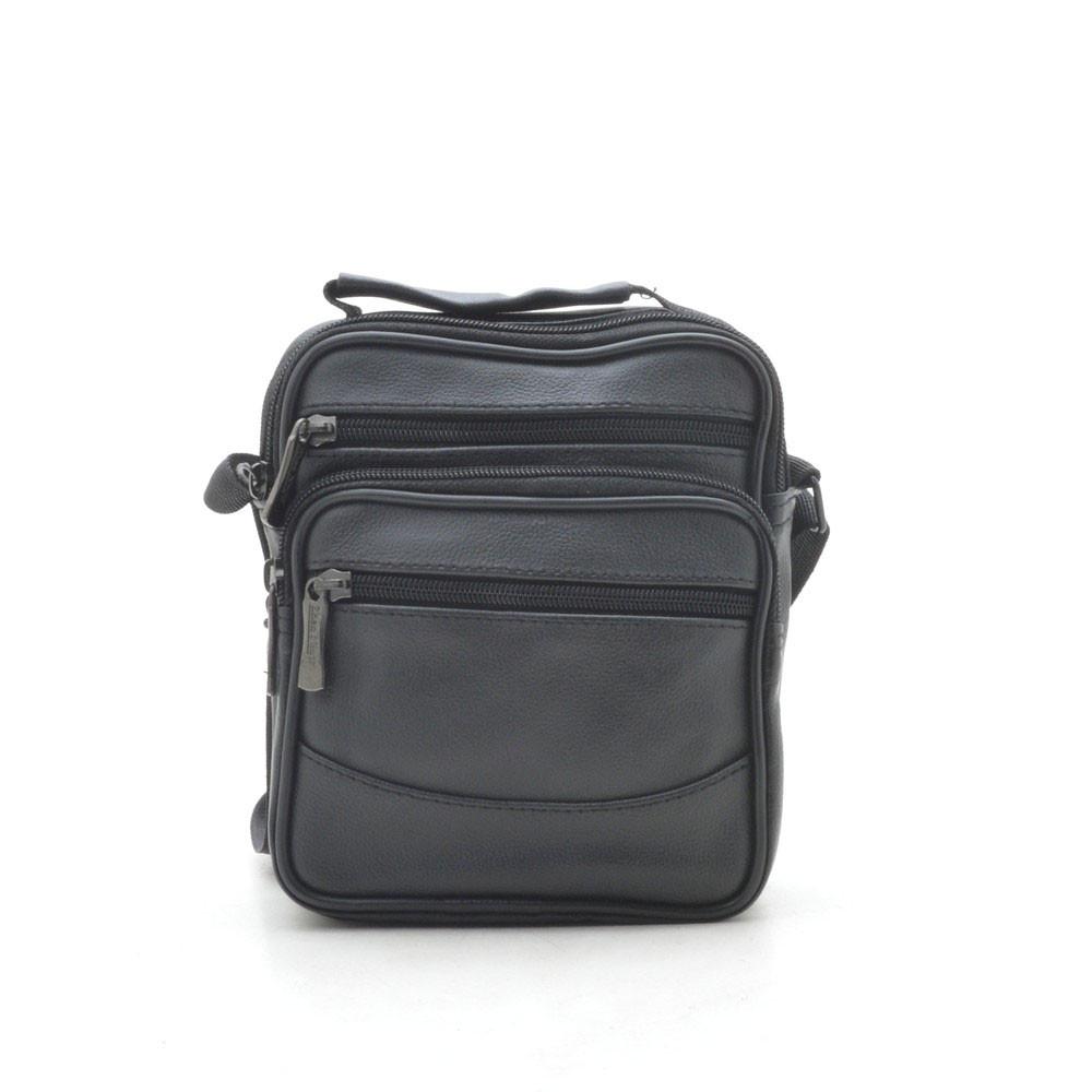 Мужская сумка 8029-2 черная