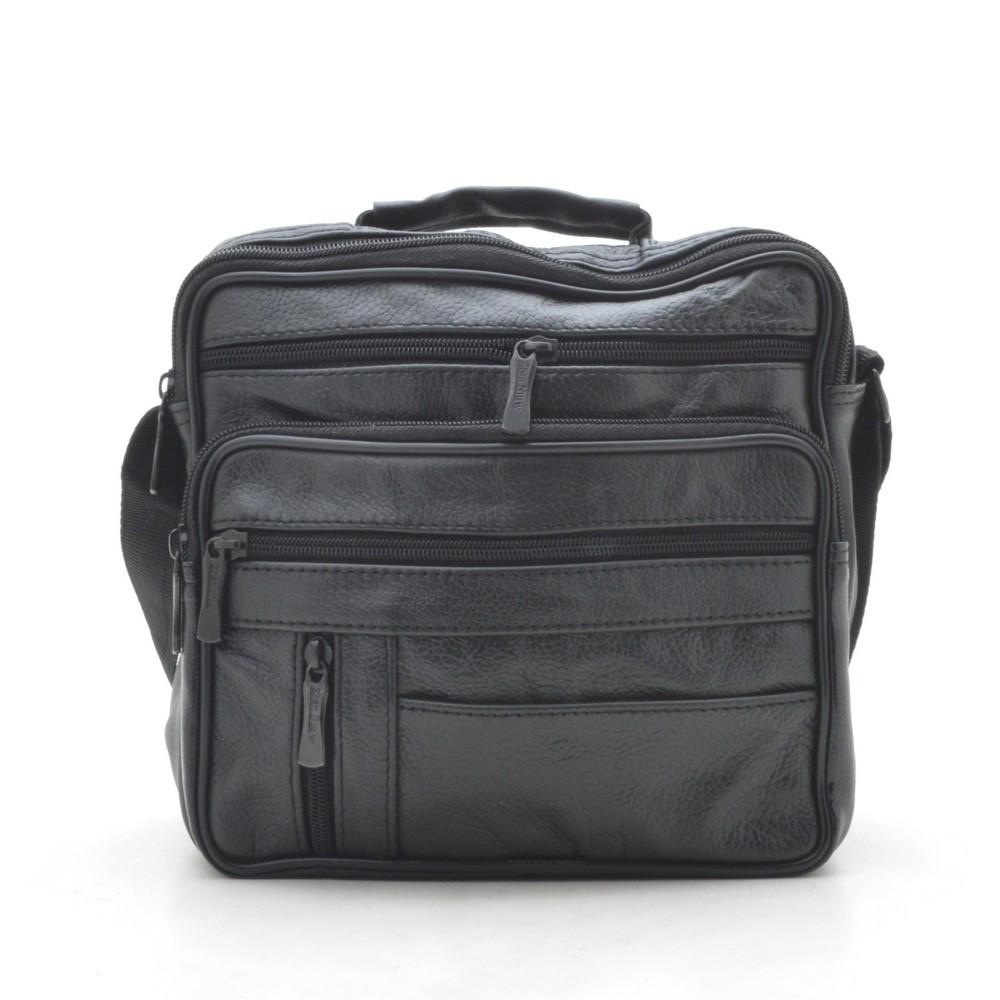 Мужская сумка 8014-4 черная