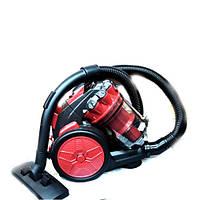 Пылесос циклонный PROMOTEC PM-6553000 Вт 4 фильтра   пылесборник 3 литра Промотек, фото 1