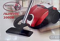 Пылесос циклонный PROMOTEC PM-6532000 Вт 4 фильтра | пылесборник 1.5 литра|Промотек, фото 1