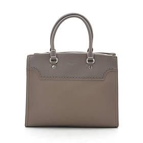 Женская сумка David Jones CM5345 d. taupe