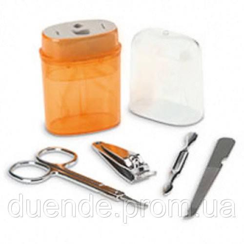 Набор для маникюра, цвет Оранжевый / su 11633129