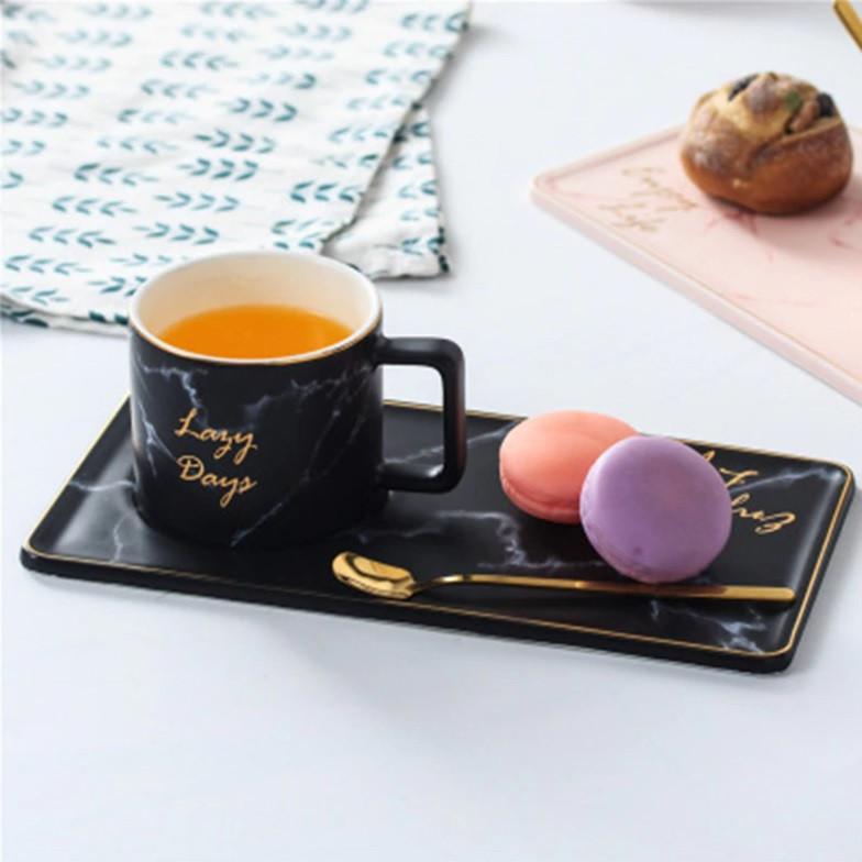 Кофейно-чайный набор 3 предмета (керамика) 3016-27
