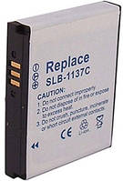 Аккумулятор Samsung SLB-1137C (Digital)