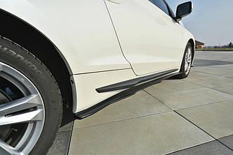 Диффузоры порогов юбка сплиттер тюнинг Honda CR-Z