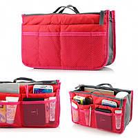 Органайзер Bag in bag maxi красный, Органайзер Bag in bag maxi червоний, Органайзеры в сумку