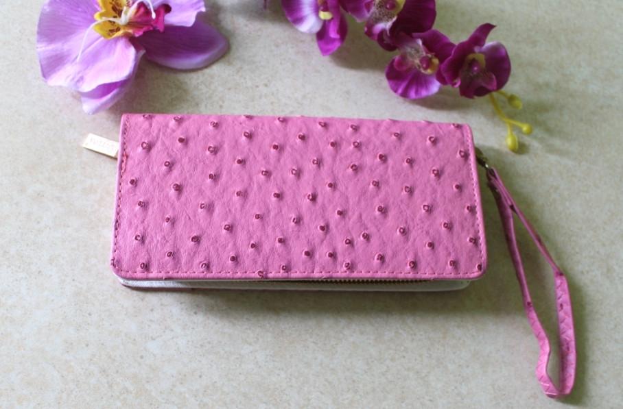 Кошелек, портмоне женский (нежно розовый), фото 1